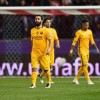Holders Barcelona suffered a shock Champions League exit